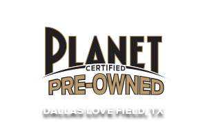 Planet Certified Pre-Owned